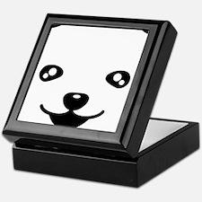 Puppy Face Keepsake Box