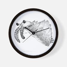 Anomalocaris Wall Clock