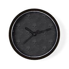 bd2_twin_duvet_2 Wall Clock