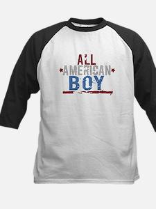 All American Boy Kids Baseball Jersey