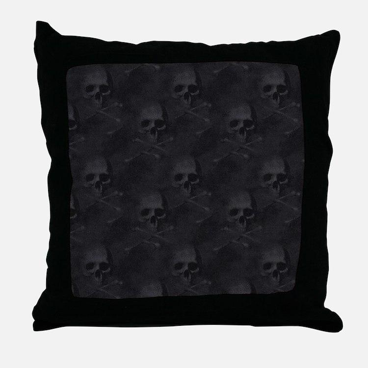 bd2_shower_curtain Throw Pillow