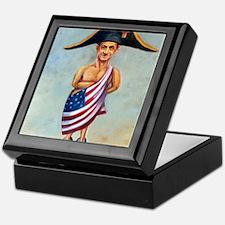 Sarkozy Keepsake Box