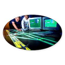 Airfield lighting simulation Decal