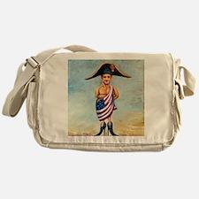 Nicolas Sarkozy Messenger Bag