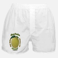 Ruthless Green Peaches Boxer Shorts