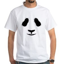 Stitched Panda Face Shirt