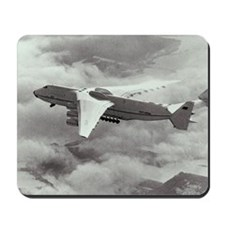 Antonov An-225 in flight, World's larges Mousepad