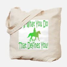 Defines MFT Tote Bag