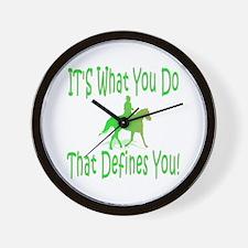 Defines MFT Wall Clock