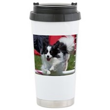 Papillon Surf Travel Mug