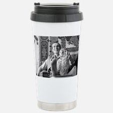 Abominable Snowman foot Travel Mug