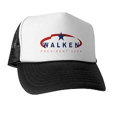 2008 Christopher Walken (star Trucker Hat