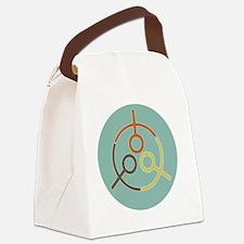 AMG Symbol Canvas Lunch Bag
