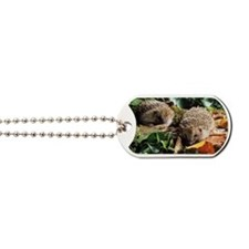 Baby hedgehogs Dog Tags