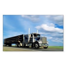 Articulated lorry Decal