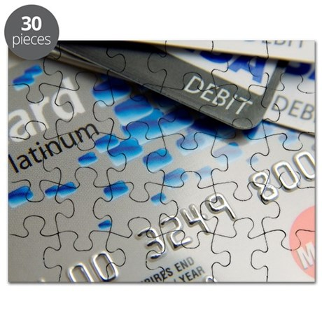Bank cards Puzzle