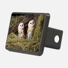 Barn owls Hitch Cover