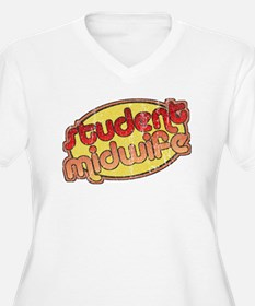 Student Midwife (faded) T-Shirt
