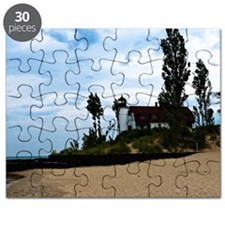 Point Betsie Lighthoues Puzzle