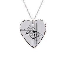Side Treble/Bass Necklace