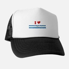 I love Nicaragua Trucker Hat