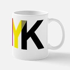 CMYK Blend Mug