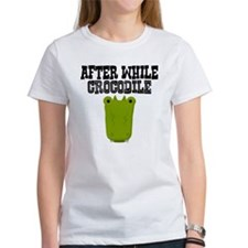 After While Crocodile Tee