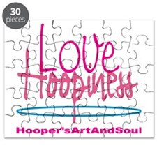 Love and Hoopiness Puzzle