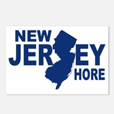 JERSEY SHORE Postcards (Package of 8)