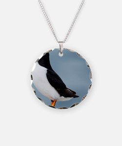 Atlantic puffin Necklace