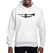 Trumpet Silhouette Hoodie