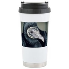 Black vulture Travel Coffee Mug