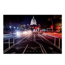 Washington DC Capital Bui Postcards (Package of 8)