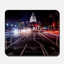 Washington DC Capital Building Mousepad