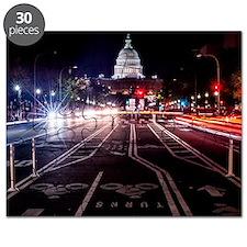 Washington DC Capital Building Puzzle