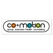 Co-Mo Logo Bumper Sticker