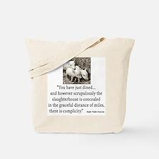 Slaughterhouse Tote Bag