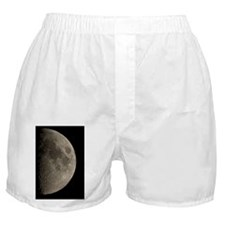 Waxing half Moon Boxer Shorts