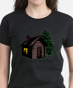 A Cabin of my own Tee