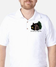 A Cabin of my own T-Shirt