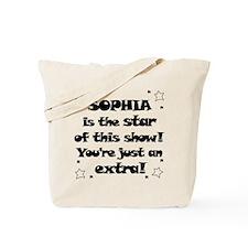 Sophia is the Star Tote Bag