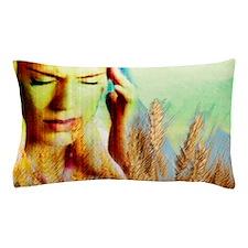 Wheat allergy Pillow Case