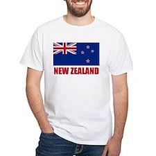 New Zealand Flag Shirt