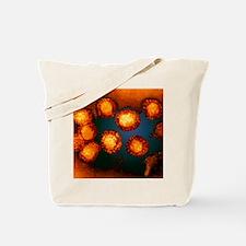 West Nile viruses Tote Bag