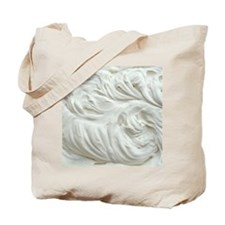 Whipped cream Tote Bag