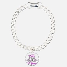 Real Women Love Pitbulls Bracelet