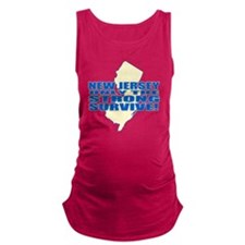 New Jersey Strong Maternity Tank Top