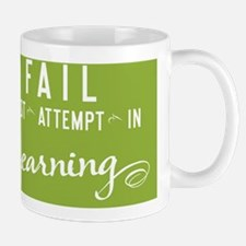 tile FAIL First Attempt In Learning Mug