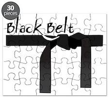 Black Belt Puzzle