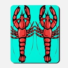 Crayfish Mousepad